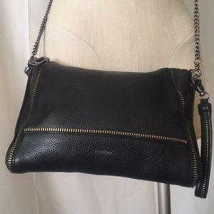 Botkier Crossbody or Wristlet Bag BLACK